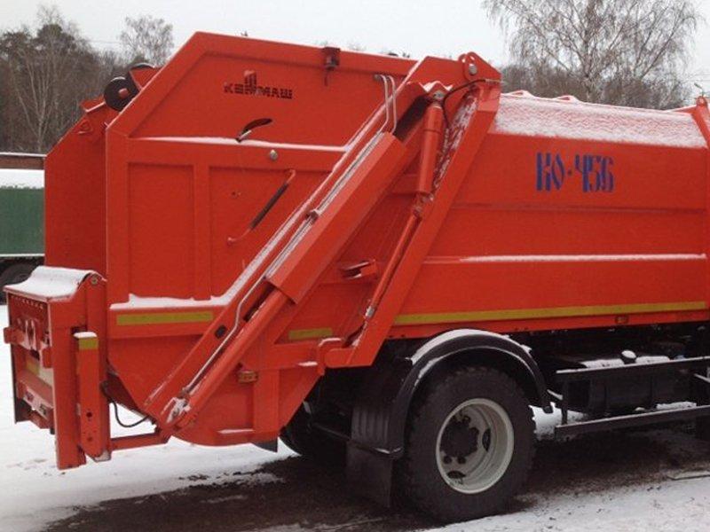 Работа мусоровоза смотреть видео - f4